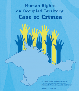 Crimea Report Cover Page